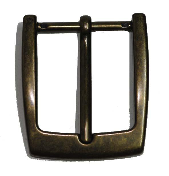 vari design up-to-date styling l'ultimo Fibbia per cintura in zama mm. 40 art 2909
