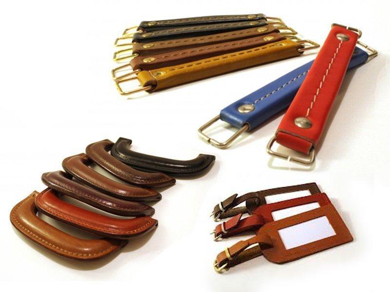 manici in pelle per valigie cartelle e borse 195aa2cddd7